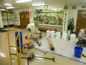 Sewer Gas Problem Haunts Grade School Building in Minneapolis