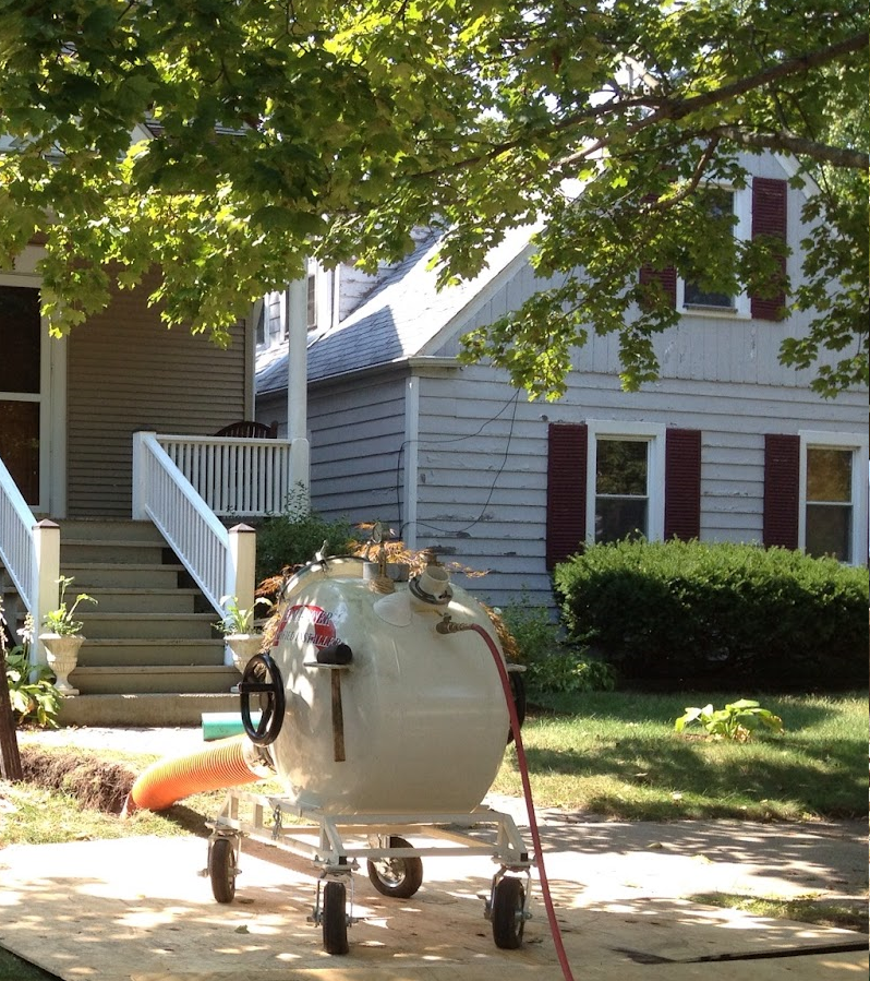 Trenchless Pipelining Technology Saves Minneapolis
